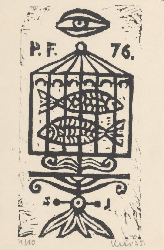 Fero Kráľ - P.F. 1976