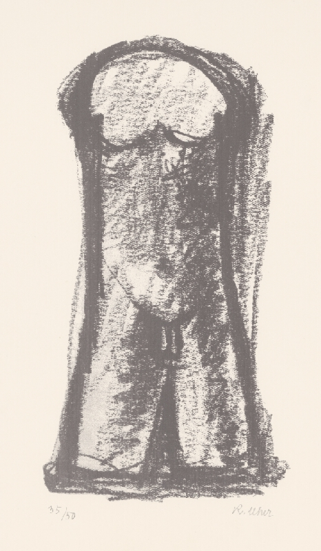 Rudolf Uher - Mužské torzo
