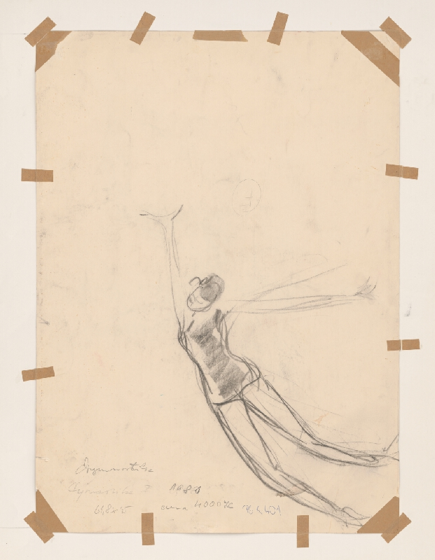 Sibylla Greinerová - Gymnastika