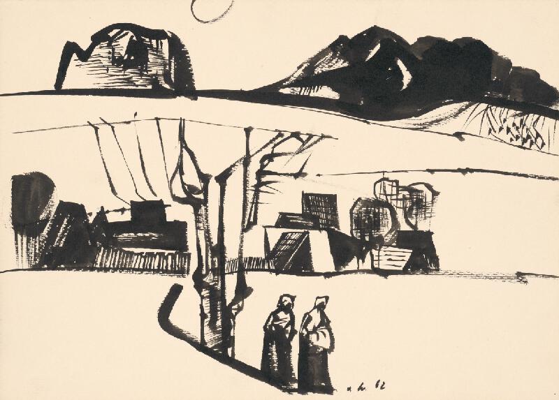 Vincent Hložník - Kresba III.