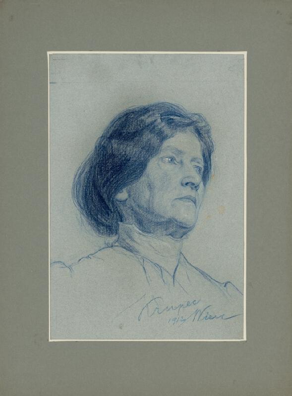 Viktor Krupec - Hlava ženy