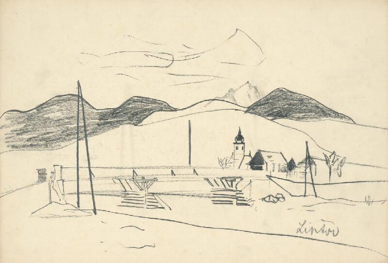 Vincent Hložník - Liptov (Liptovská Teplá)