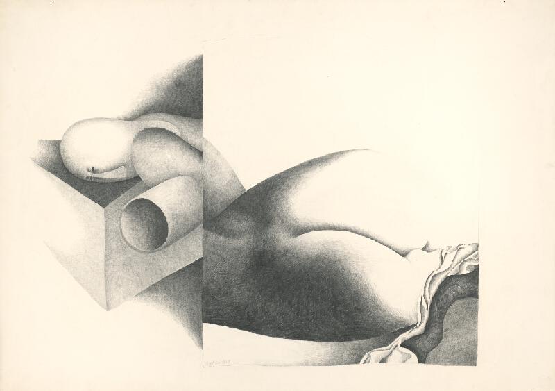 Agneša Sigetová - Kresba