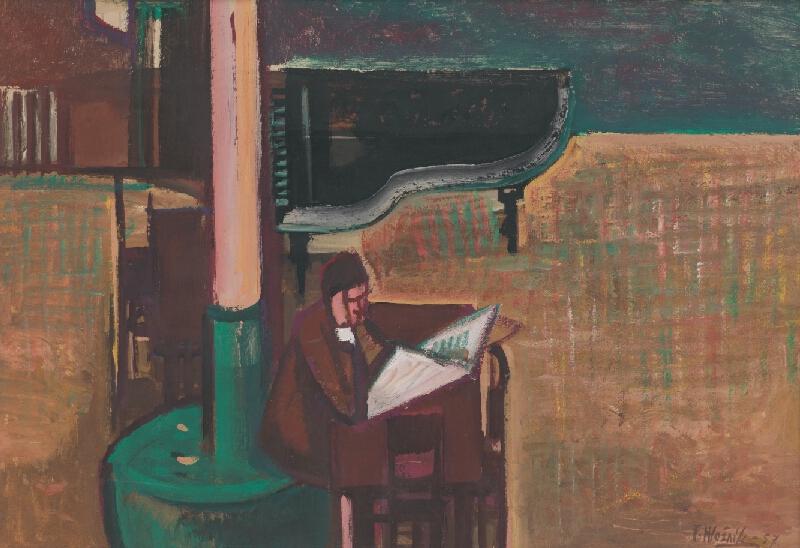 Ferdinand Hložník - Čierny klavír