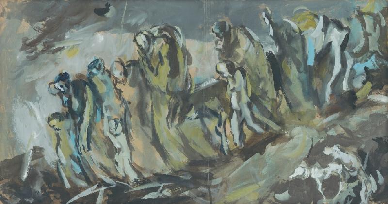 Vincent Hložník - Utečenci