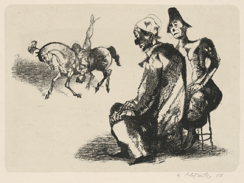 Vincent Hložník - Z cirkusu
