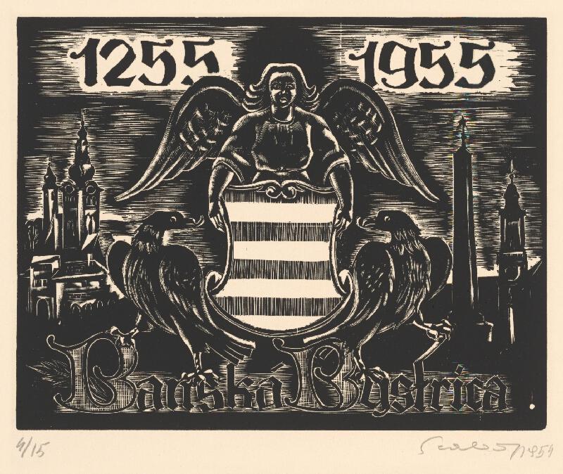 Július Szabó - Emblém Banskej Bystrice