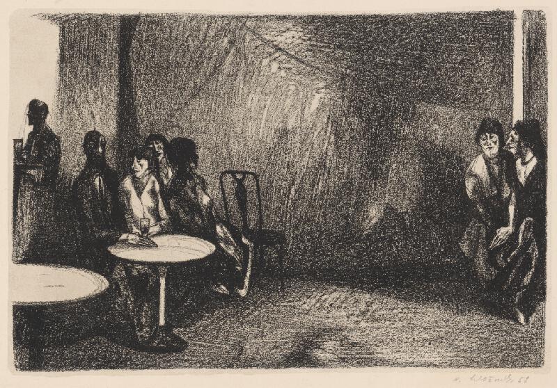 Vincent Hložník - Smutná kaviareň