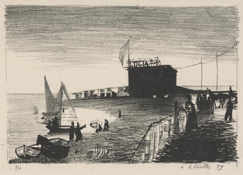 Vincent Hložník - Taliansky prístav