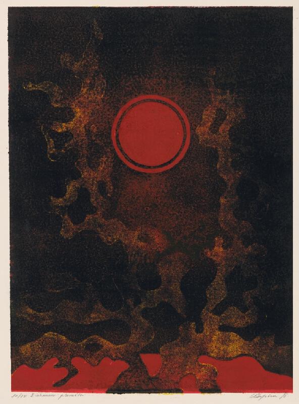 Štefan Čapka - Žiariaca planéta