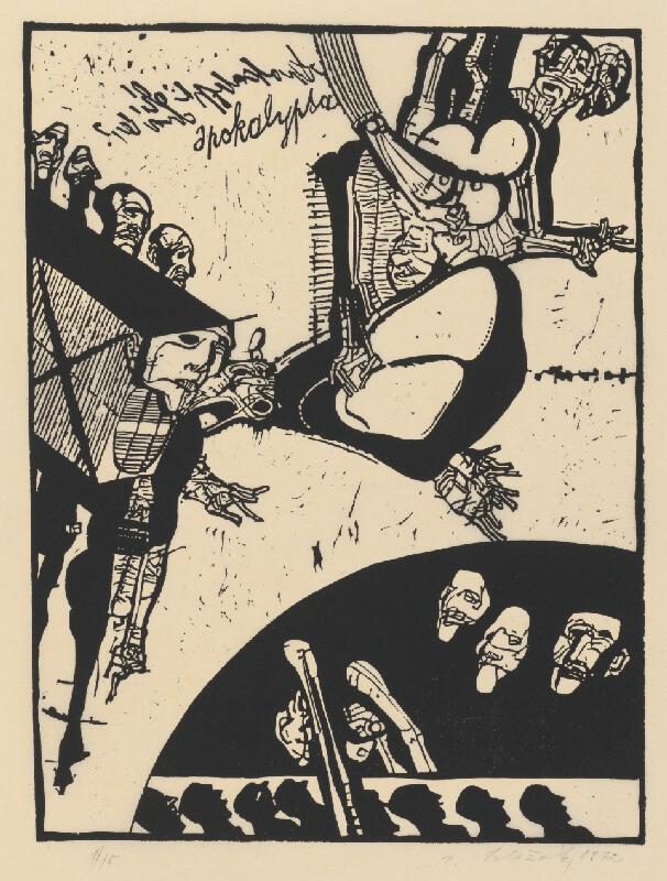 Vincent Hložník - Apokalypsa