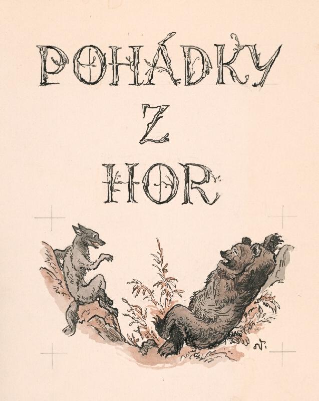 Jaroslav Vodrážka - Titulná strana