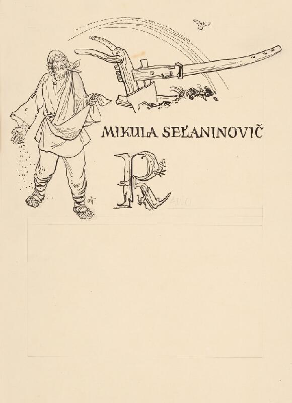 Jaroslav Vodrážka - Mikula Seľaninovič I.
