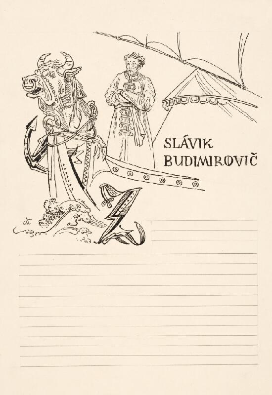 Jaroslav Vodrážka - Slávik Budimirovič I.