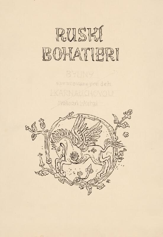 Jaroslav Vodrážka - Ruskí bohatieri II.