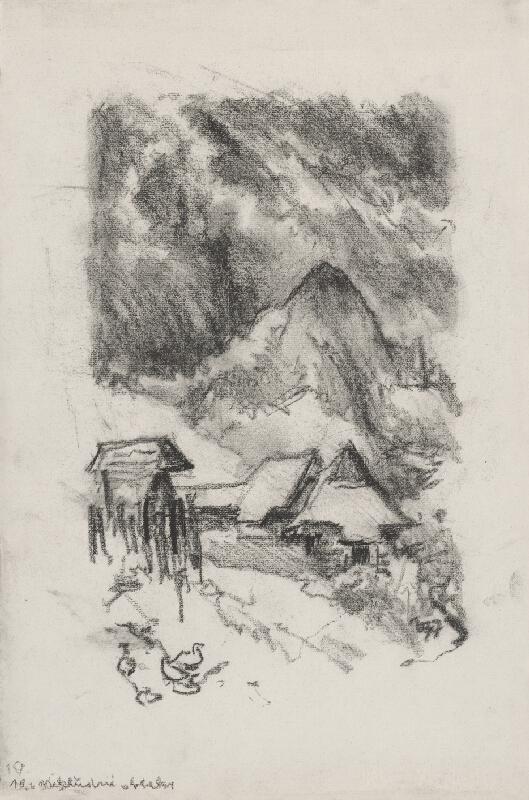 Jaroslav Vodrážka - Nekľudné oblaky