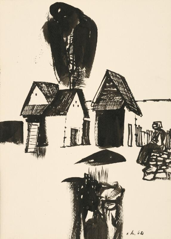Vincent Hložník - Kresba I.