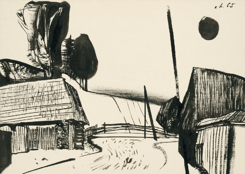 Vincent Hložník - Kresba II.
