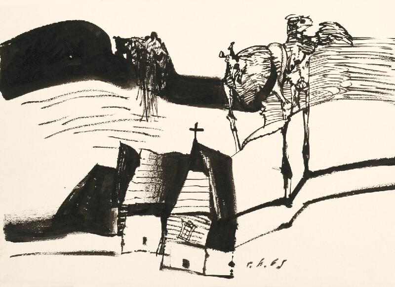 Vincent Hložník - Kresba XXIV.