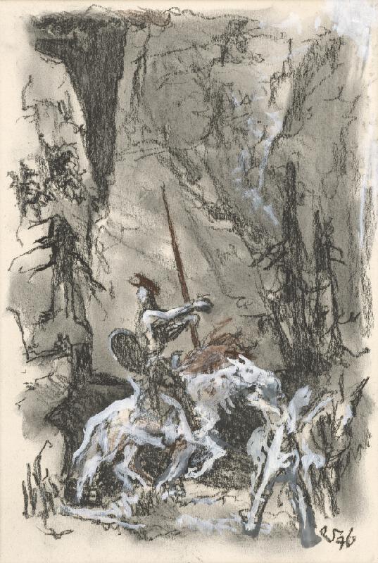 Jaroslav Vodrážka - Don Quijote
