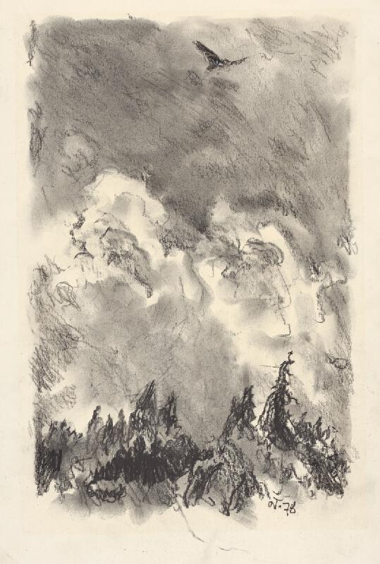 Jaroslav Vodrážka - Ej vyletel vták hore nad oblaky