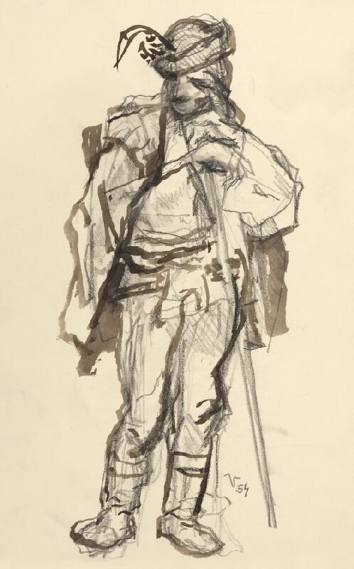 Jaroslav Vodrážka - Chlap s pierkom za klobúkom