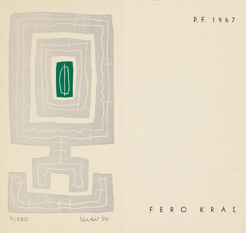 Fero Kráľ - Totem I.