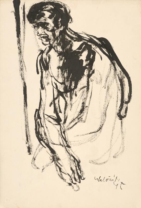 Vincent Hložník - Utečenec
