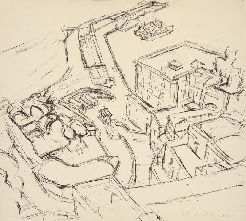 Ernest Zmeták - Veľký prístav v Sorrente