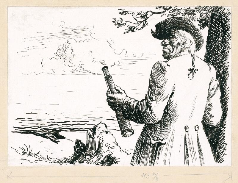 Fedor Klimáček - Starý pirát