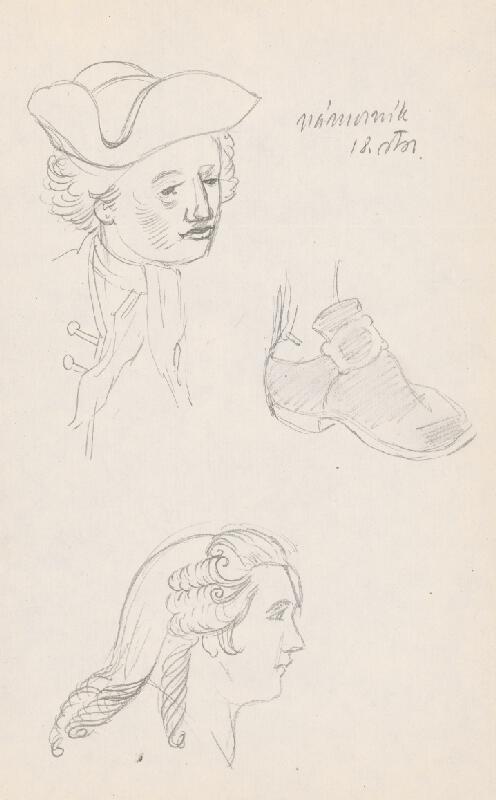 Fedor Klimáček - Námorník 18. storočie