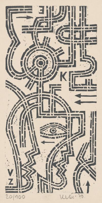 Fero Kráľ - Novoročenka 1971-VIII.