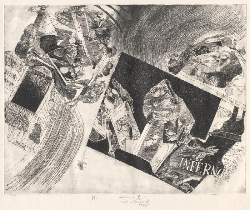 Vincent Hložník - Inferno X.