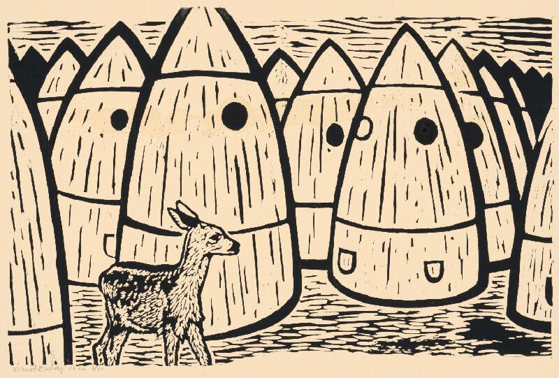 Orest Dubay - Srnka v atómovom lese
