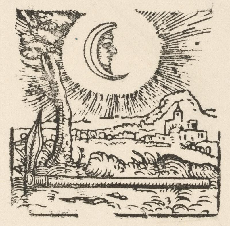Nemecký grafik z 1. polovice 16. storočia - Motyka