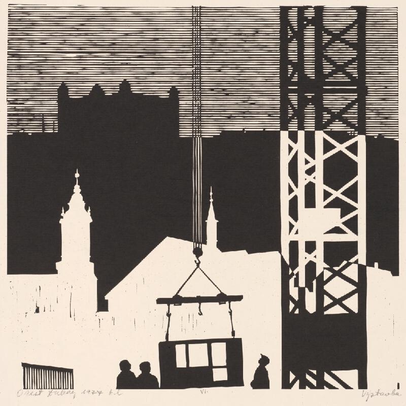 Orest Dubay - Výstavba