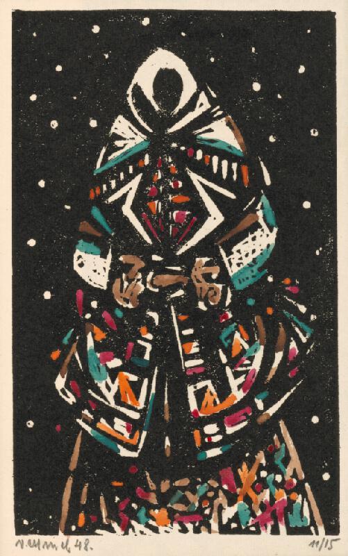 Viliam Chmel - Žena v kroji
