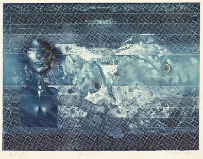 Róbert Brun - Dáma v modrom