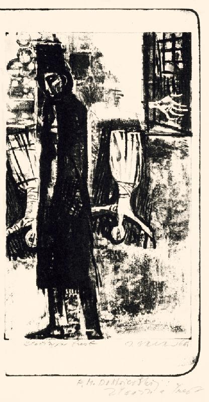 Jozef Baláž - Zločin a trest I