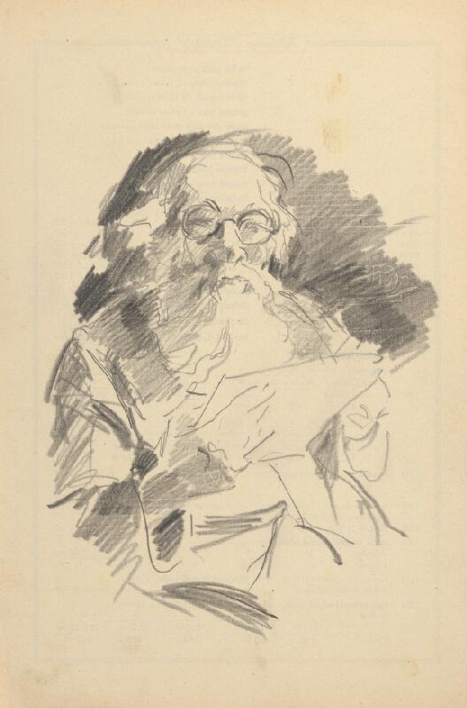 František Gyurkovits - Autoportrét 16