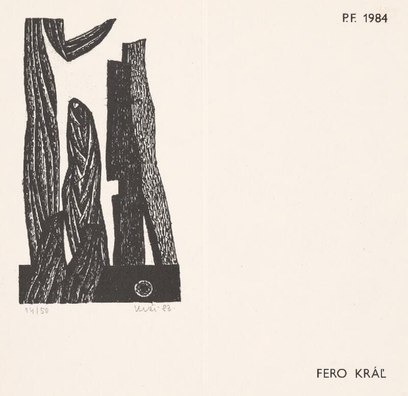 Fero Kráľ - P.F. 1984 I.
