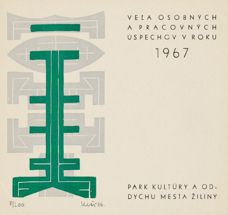 Fero Kráľ - PF 1967 pre PKO Žilina
