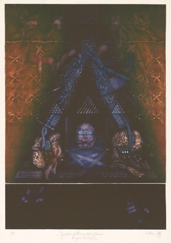 Róbert Brun - Vyzvanie do tanca, alebo objavenie trojuholníka I.