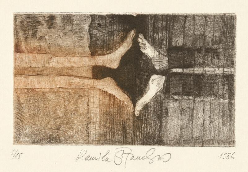Kamila Štanclová - S hlavou v ohni I