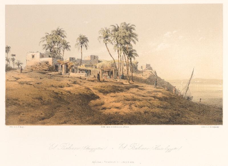 Karol Ľudovít Libay - El Baliane