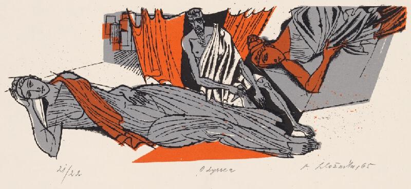 Vincent Hložník - Odyssea VIII.