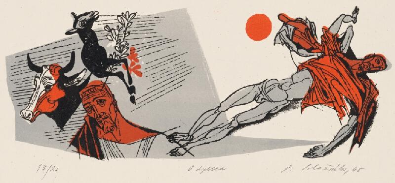 Vincent Hložník - Odyssea X.