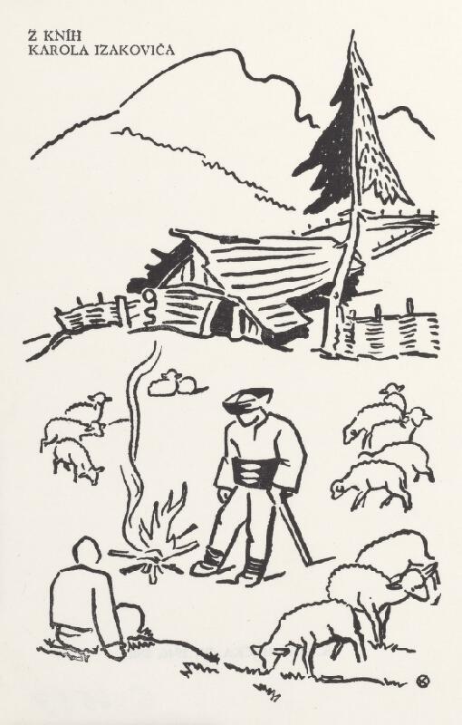 Karol Ondreička - Z kníh Karola Izakoviča