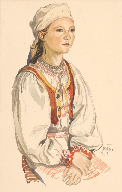 Jaroslav Vodrážka - Dievčatko z Heľpy