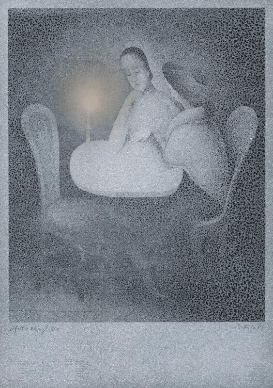 Rudolf Fila - Pseudoakvatinta 3